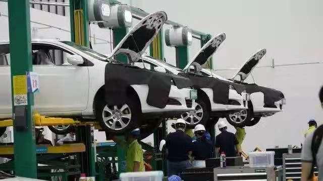 铁路技工学校汽车运用与维修专业