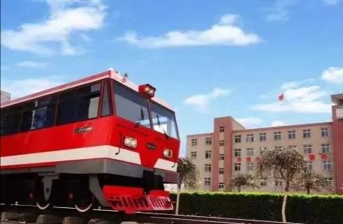 <a href='http://m.tljixiao.com' target='_blank'><u>铁路学校</u></a>铁道车辆实训车